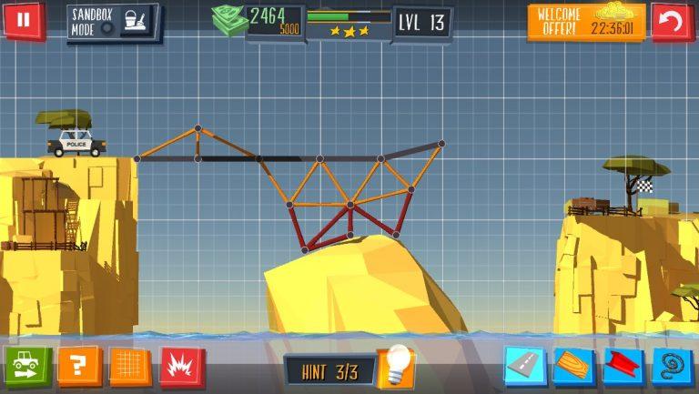 Build a bridge прохождение | Ответы