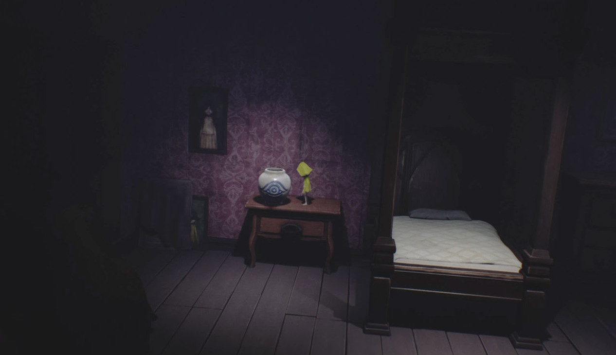 Прохождение Little Nightmares. Комната Леди