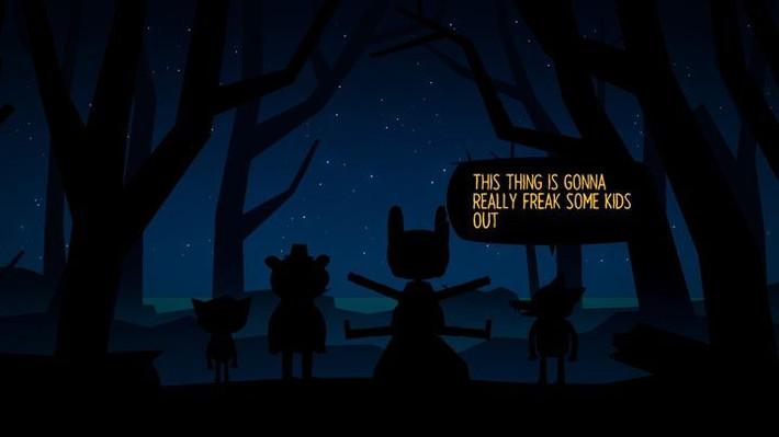 Прохождение Night in the Woods. Глава 3