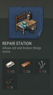 Стол для ремонта Last Day on Earth