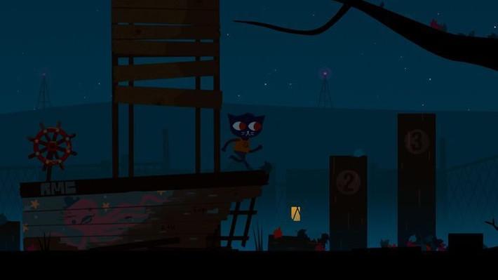 Прохождение Night in the Woods. Пролог