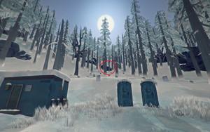 Тайник лесника на Загадочном озере