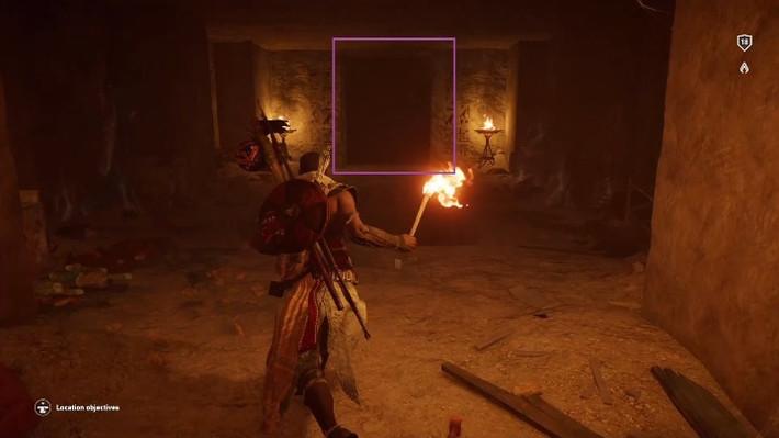 Прохождение гробниц в Assassin's Creed Origins