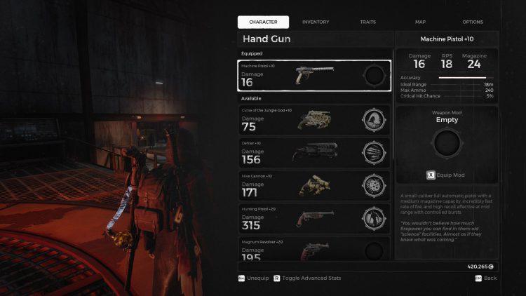 Пистолет-пулемет (дополнение Subject 2923)