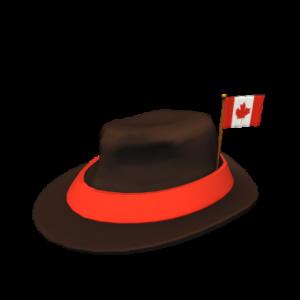 Шляпы-федоры Roblox