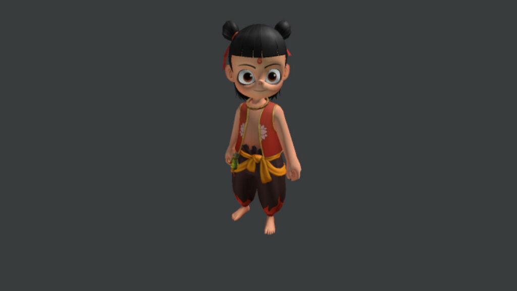 Набор аватара: Ребенок Нежа Roblox