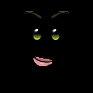 Классическое женское лицо