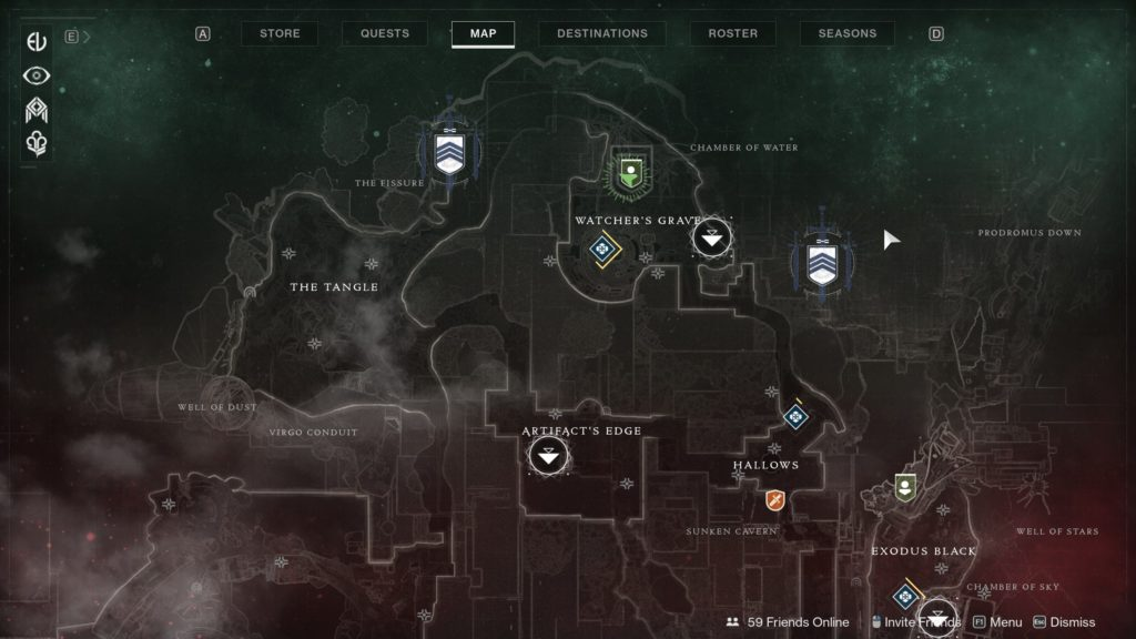 Destiny 2 - где Зур (24 апреля - 28 апреля 2020)