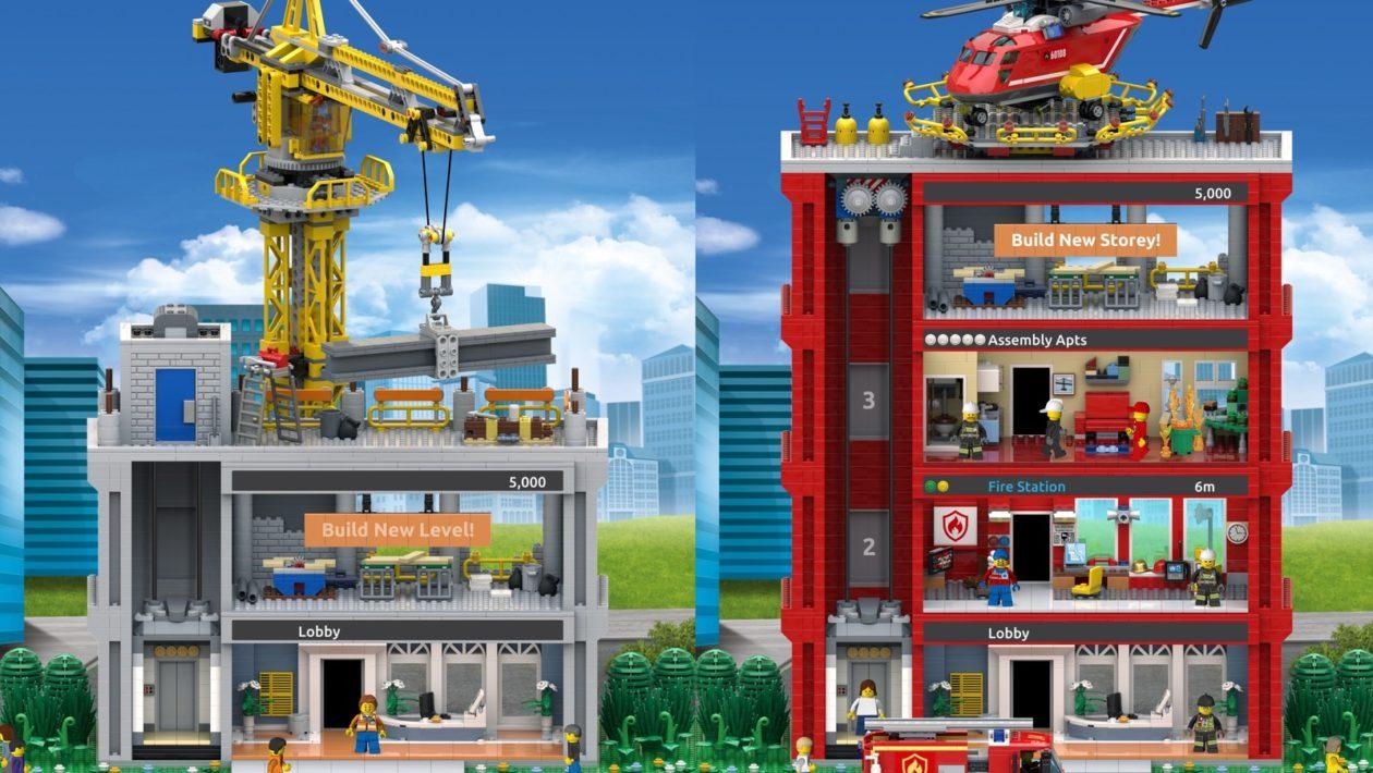 LEGO Tower - коды возмещения (май 2020)