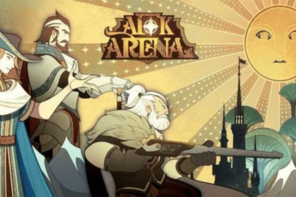 AFK Arena — прохождение путешествия Воюющие пустоши