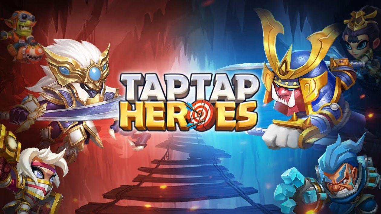 TapTap Heroes - подарочные коды (май 2020)