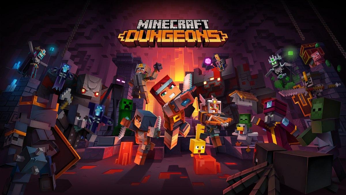 Minecraft Dungeons - как выбрать лучшее оружие
