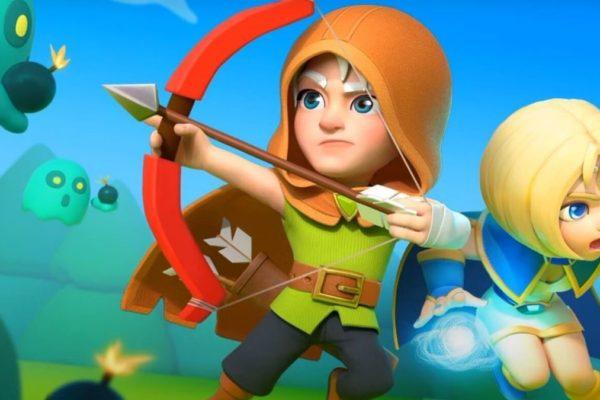 Archero - как выбрать лучшую книгу заклинаний