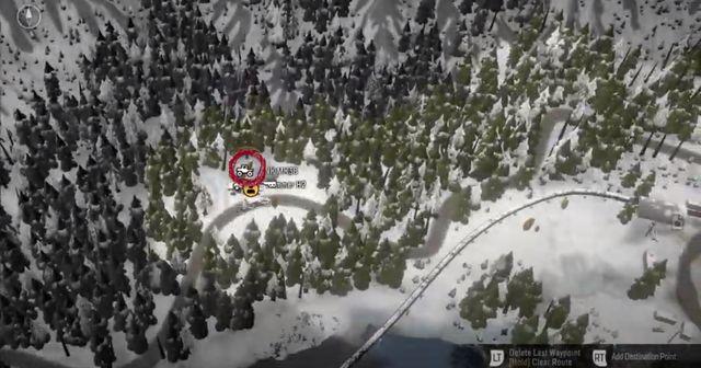 Snowrunner - где найти грузовик ANK MK38