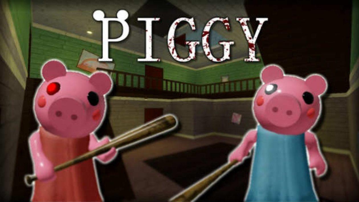 Roblox Piggy - прохождение главы 1