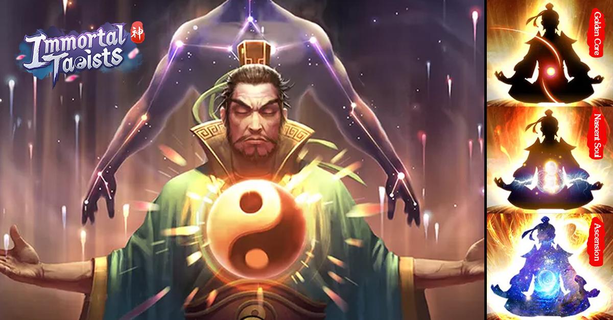 Immortal Taoists - коды