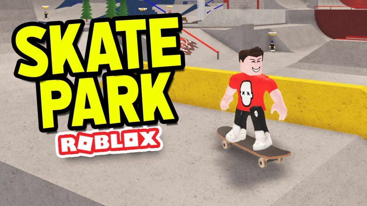Roblox Skate Park - промокоды