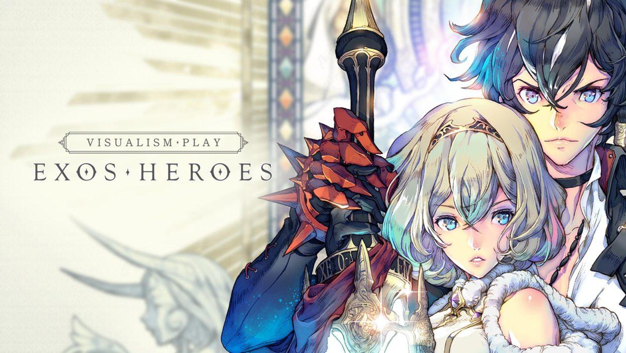 Exos Heroes - коды (купоны)