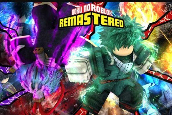 Boku No Roblox: Remastered - промокоды на июль 2020