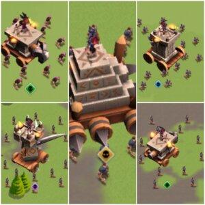 Rise of Kingdoms - гайд по рунам и хранителям (стражам)