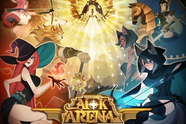 AFK Arena - прохождение путешествия Черный лес