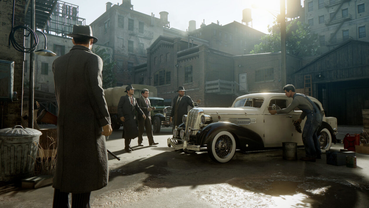 Mafia: Definitive Edition - где найти телефонные будки
