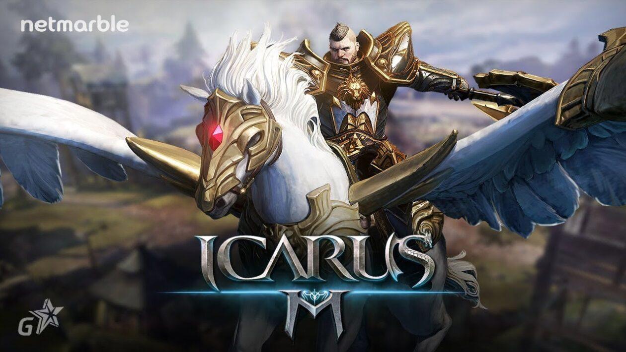 Icarus M - коды (купоны)