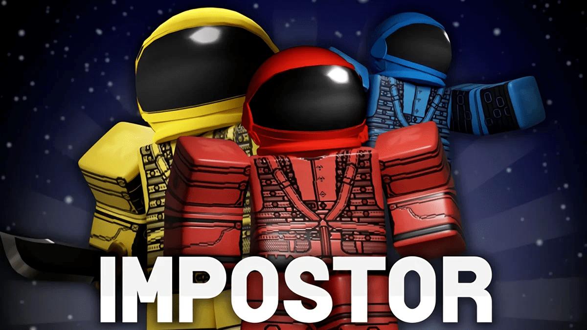 Roblox Impostor - коды