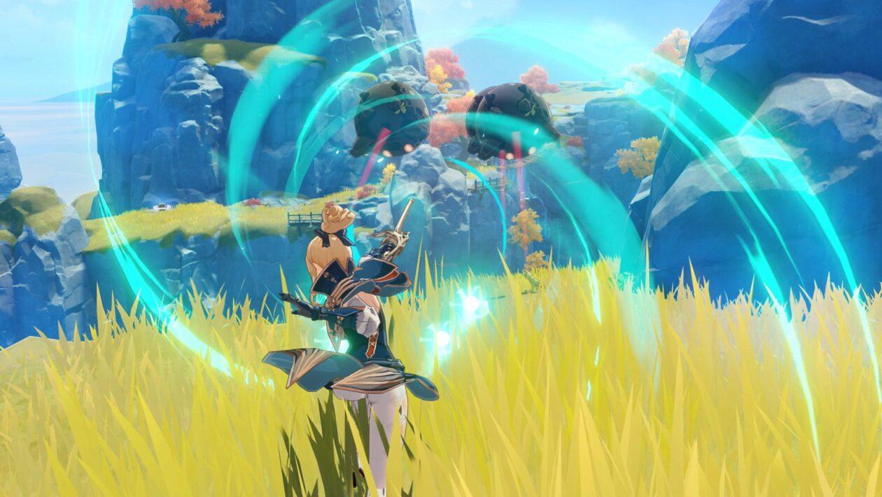 Genshin Impact - где найти обломки белого железа
