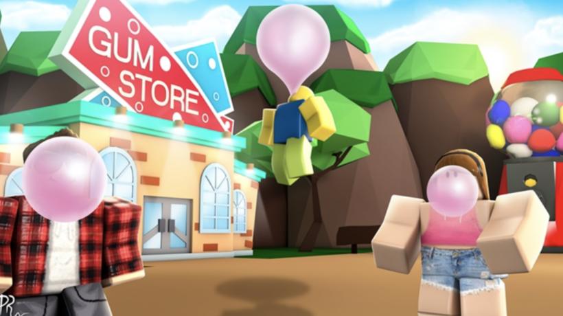 Bubble Gum Simulator - коды