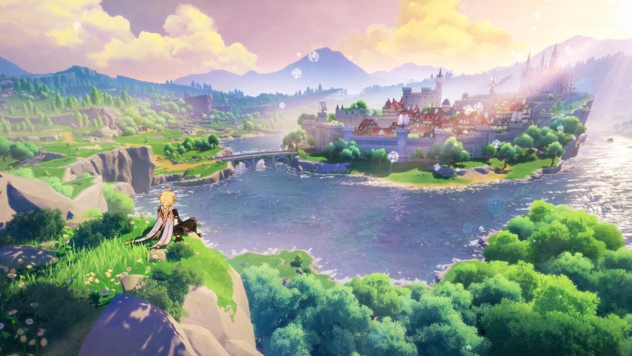 Genshin Impact - прохождение квеста Пиратский клад