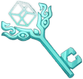 Genshin Impact - ключи Усыпальниц глубин