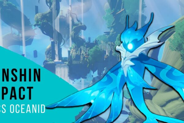 Genshin Impact - где найти и как убить Океанида