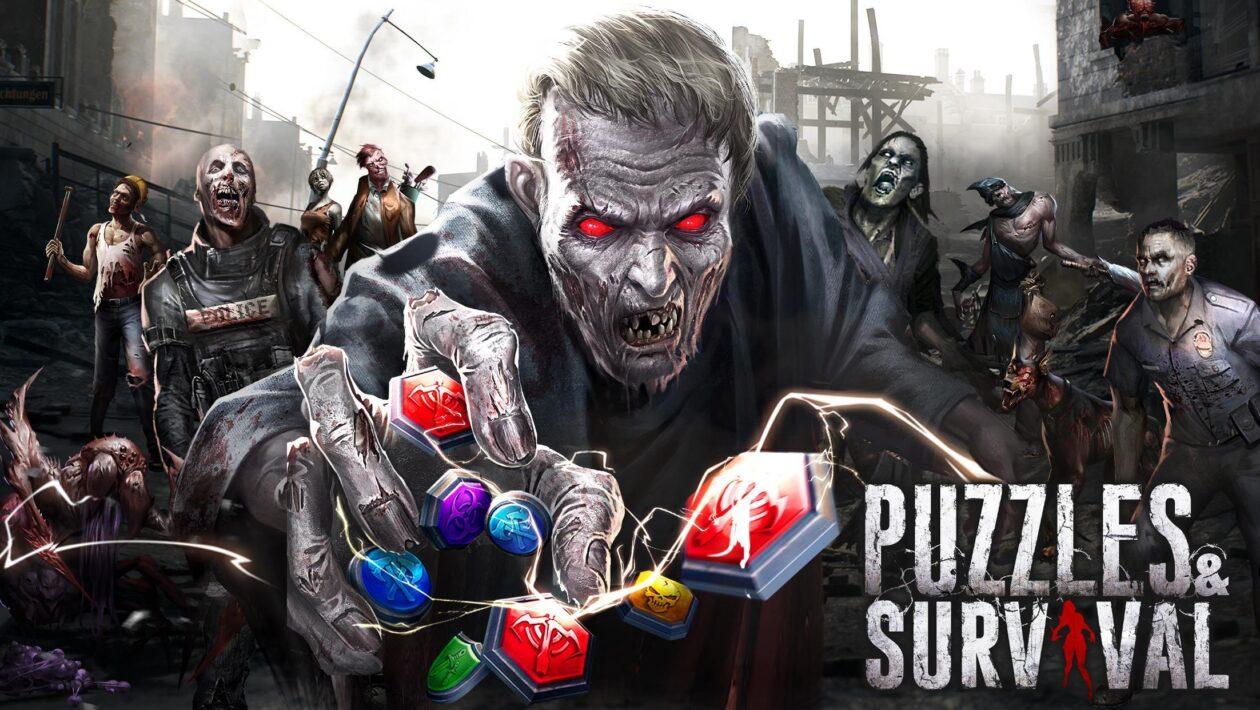 Puzzles & Survival - коды