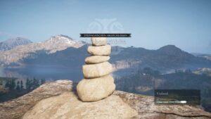 Assassin's Creed Valhalla - головоломки с каменными пирамидами