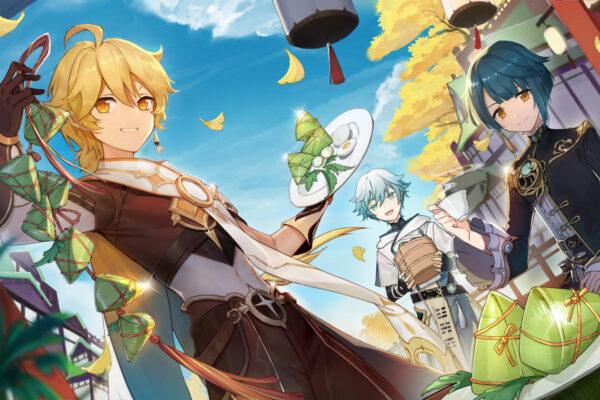 Genshin Impact - где найти Агентов Фатуи и церемониальный нож
