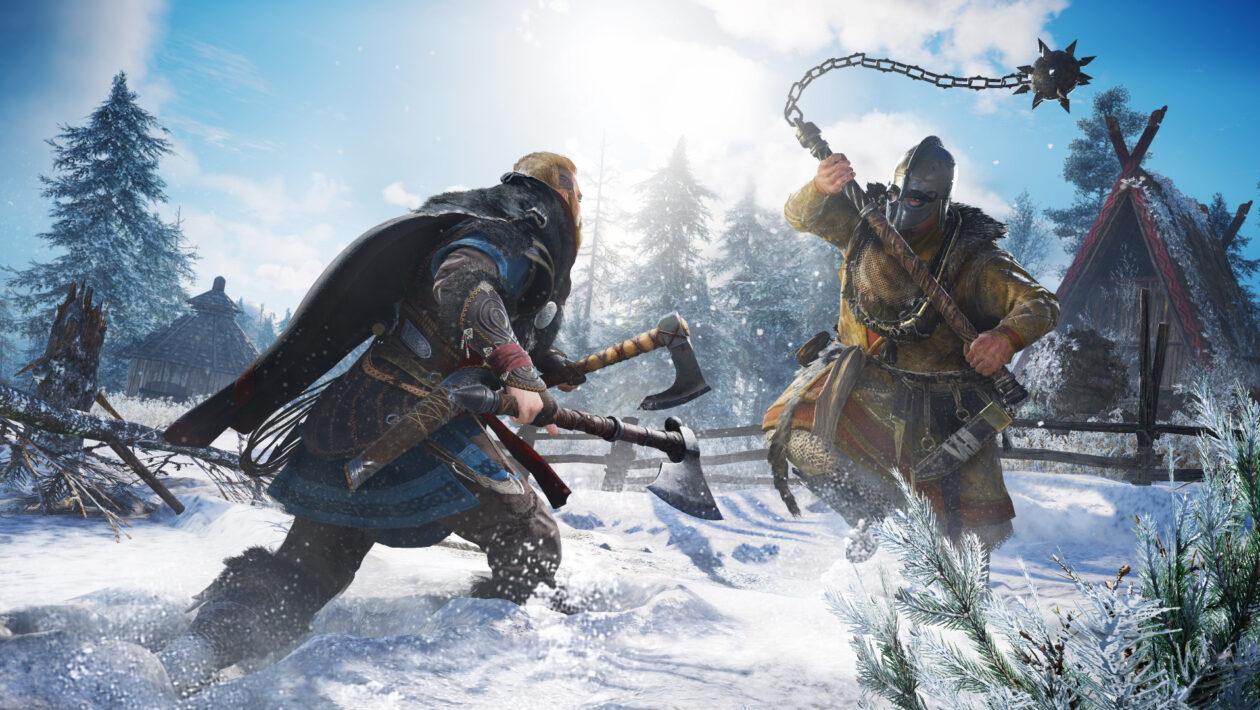 Assassin's Creed Valhalla - как решить головоломку с мухоморами в Грантебридже