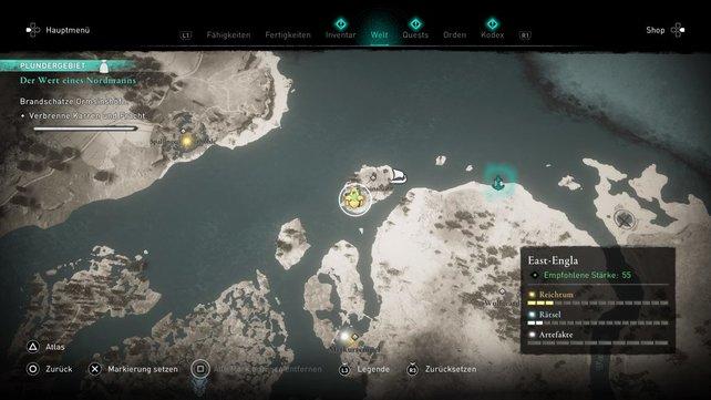 Assassin's Creed Valhalla - собираем броню Магистра