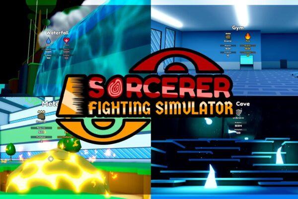 Sorcerer Fighting Simulator - коды