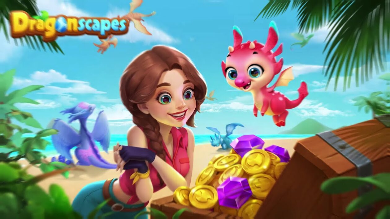Dragonscapes - коды