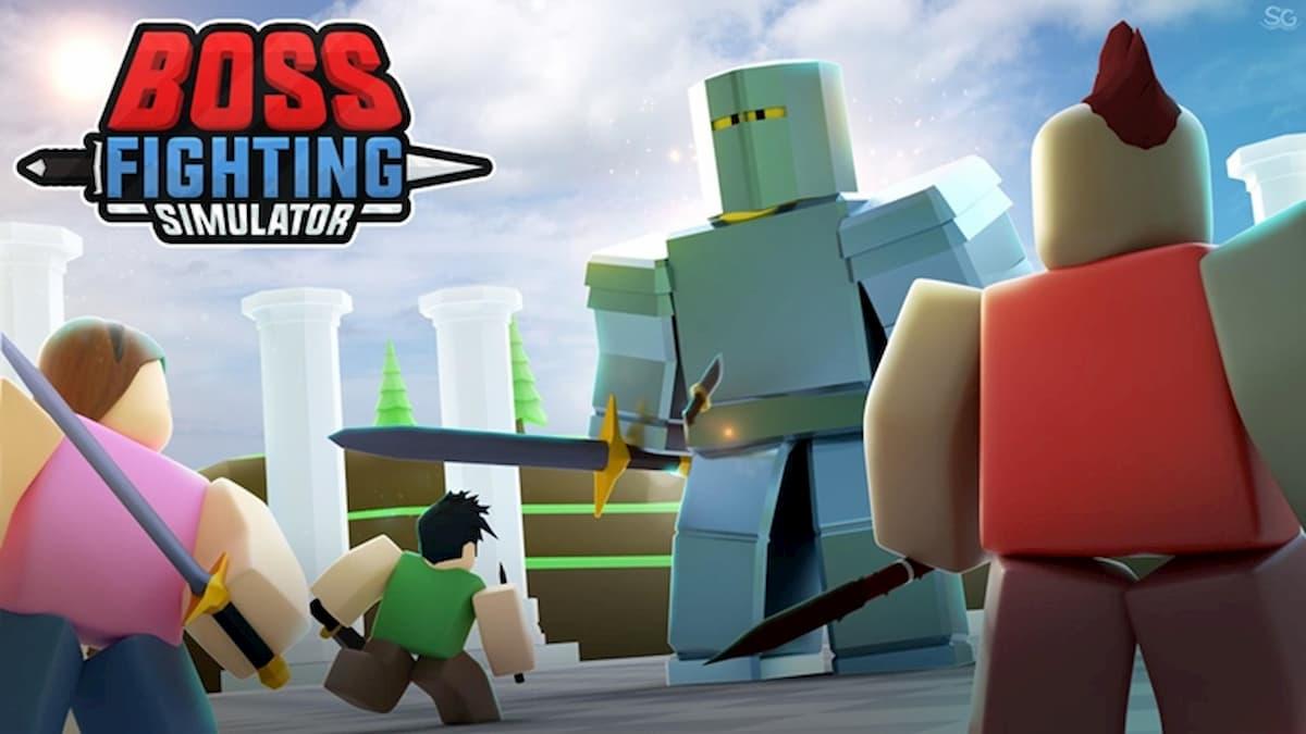 Boss Fighting Simulator - коды