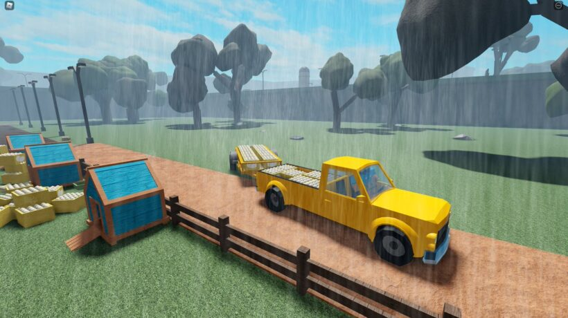Roblox All Farming and Friends - коды