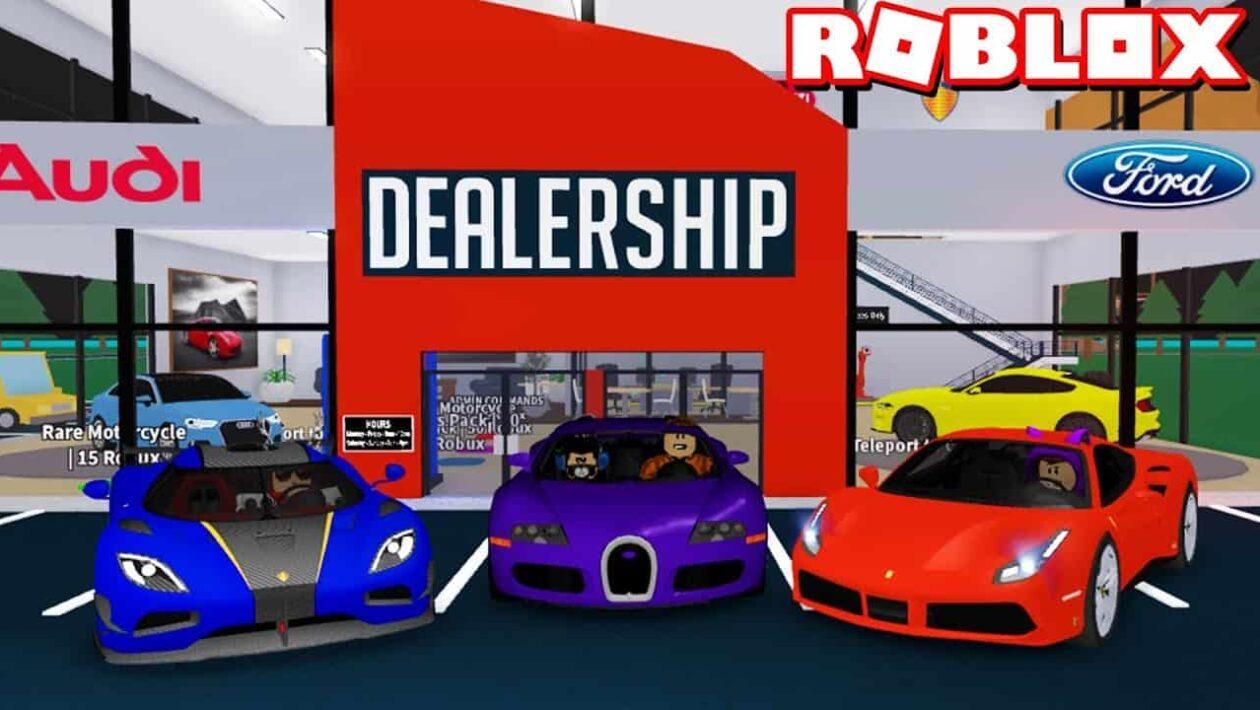 Car Dealership Tycoon - коды