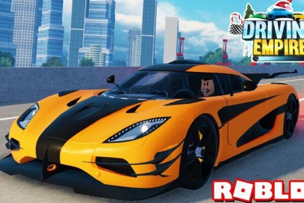 Roblox Driving Empire - коды