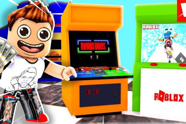 Roblox Arcade Empire - коды