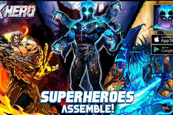 X-Hero: Idle Avengers - коды