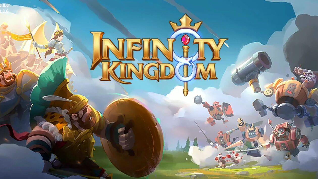 Infinity Kingdom - коды