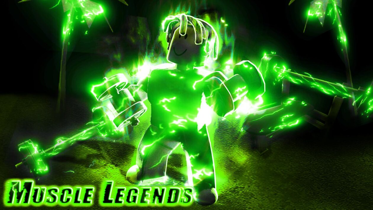 Roblox Muscle Legends - коды