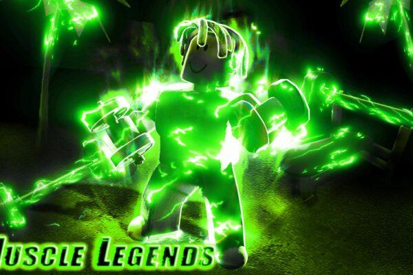Roblox Muscle Legends - коды