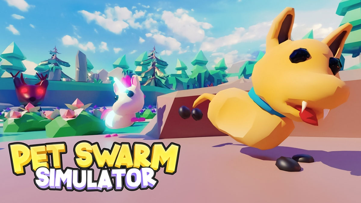 Pet Swarm Simulator - коды